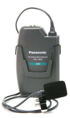 ワイヤレス送信機 WX-1800