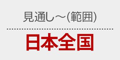 日本全国での通話