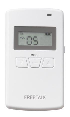 フリートーク TGR-2400 デジタルレシーバー