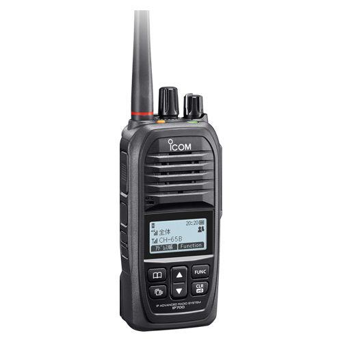 ハイブリッドIP無線機 IP700